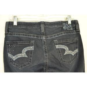 Big Star Jeans - Big Star jeans 28 x 34 Maddie black mid rise fit l